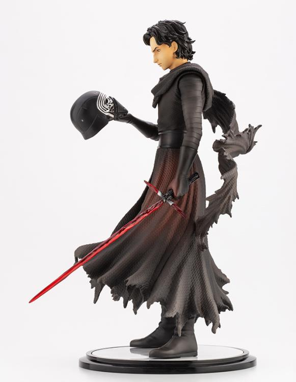 Pre-Order Kotobukiya Star Wars Kylo Ren Cloaked in Shadows ArtFX